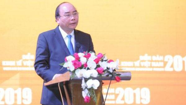 Thủ tướng Nguyễn Xuân Phúc: Phát triển bền vững không mâu thuẫn với tăng trưởng nhanh