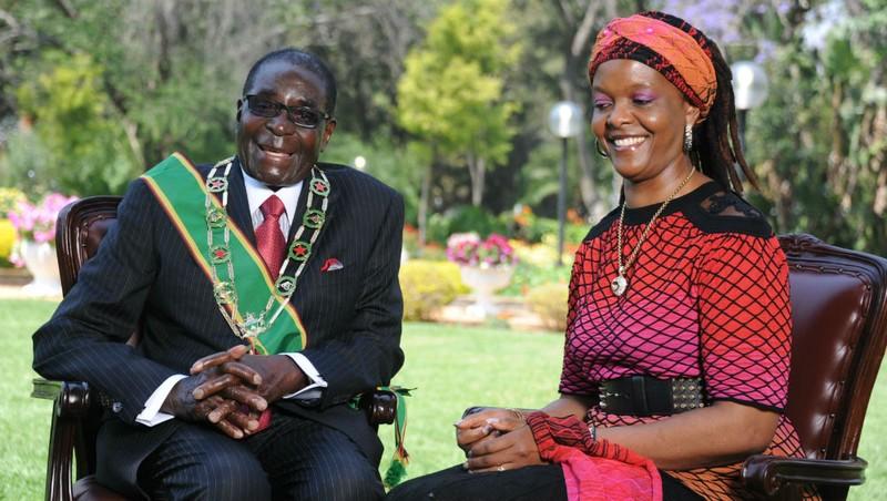 Vị tổng thống 'tiêu tùng' sự nghiệp vì vợ