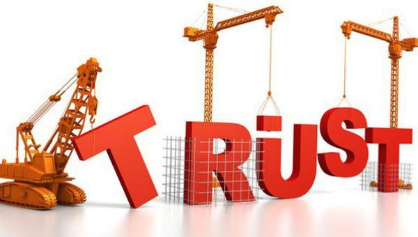 Doanh nghiệp cần khơi dậy niềm tin từ khách hàng (Hình minh họa)