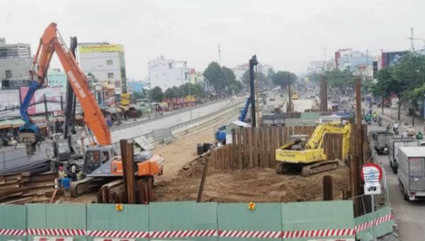 TP HCM tạm ngưng đào đường dịp Tết Nguyên đán 2019