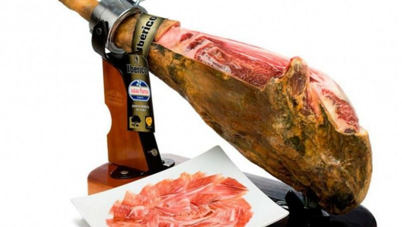 Món Jamón Ibérico đắt đỏ nhất thế giới