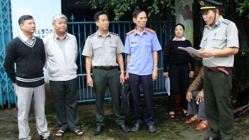 Phú Yên: Sắp xếp bộ máy tổ chức để đảm bảo thi hành án hiệu quả