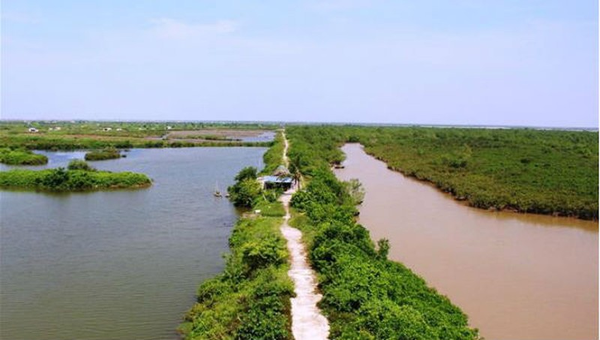 Cam kết bảo tồn vùng đất ngập nước