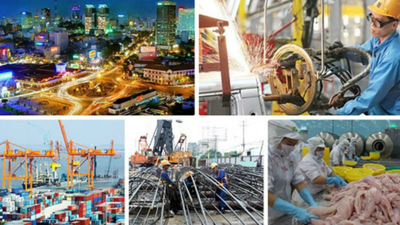 Kim ngạch xuất khẩu của Việt Nam sang Mỹ đạt khoảng 48 tỷ USD. Ảnh minh họa