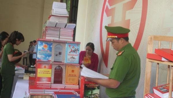 Hiệu quả từ các cuộc thi tìm hiểu pháp luật ở Hà Nội