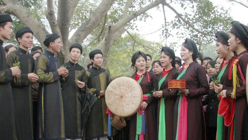 10 năm dân ca quan họ được UNESCO vinh danh