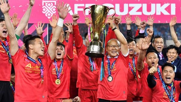 Tuyển Việt Nam vô địch AFF Cup 2018