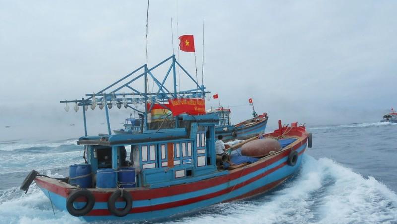 Sức mạnh thế trận biên phòng toàn dân trên biển