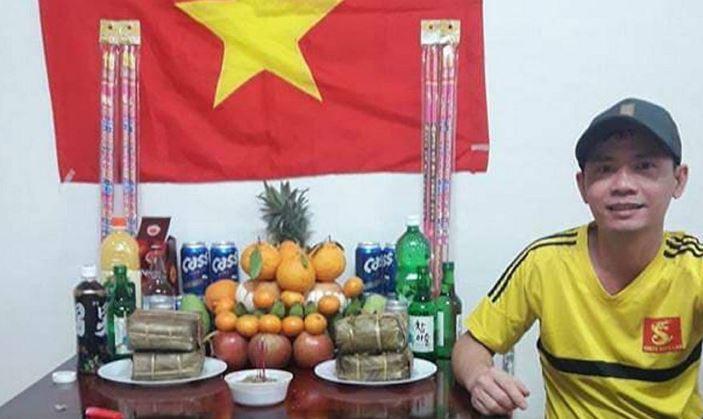 Tết xa quê của người Việt trên đất Hàn