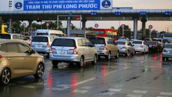 Tổng cộng có 1,43 triệu lượt phương tiện lưu thông trên các tuyến cao tốc của VEC trong dịp Tết 2019