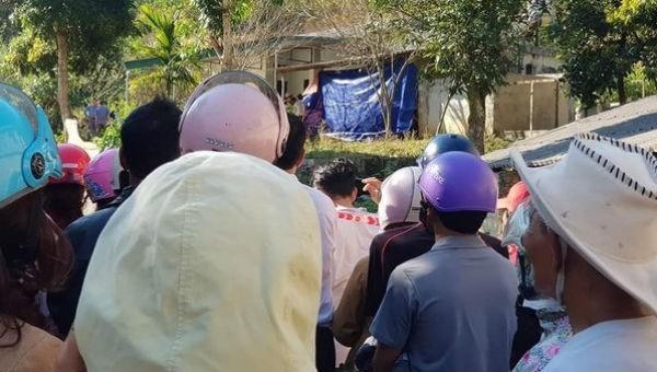 Hiện trường vụ án sát hại nữ sinh chấn động ở Điện Biên