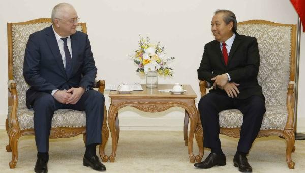 Việt Nam – Liên bang Nga: Tăng cường hợp tác về phòng chống tham nhũng