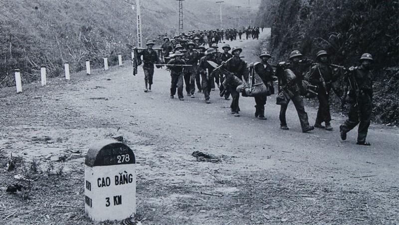 Quân khu 1 anh dũng trong Cuộc chiến bảo vệ biên giới phía Bắc