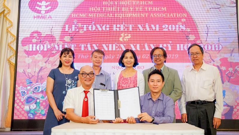 Hội Thiết bị y tế TP Hồ Chí Minh: Thành lập quỹ hoạt động cộng đồng