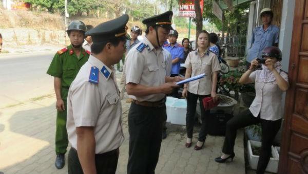 THADS Hà Giang tiếp tục 'hướng về cơ sở'