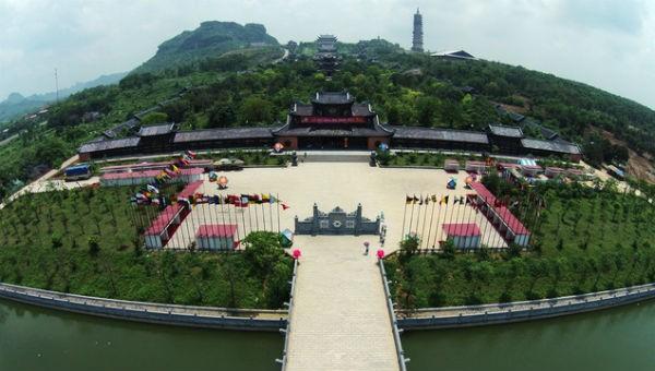 Một trong những khu du lịch tâm linh hàng chục ngàn tỷ với hàng loạt kỷ lục thế giới của Việt Nam