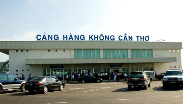Sân bay Cần Thơ sẽ có thêm 7 đường bay mới
