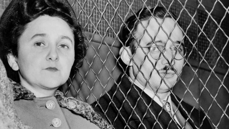 Julius và Ethel Rosenberg.