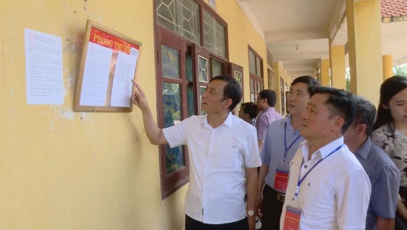 'Nóng' chuyện chống gian lận thi THPT Quốc gia 2019