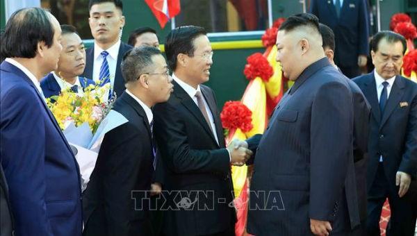 Ngày 1/3, Chủ tịch Kim Jong Un thăm chính thức Việt Nam
