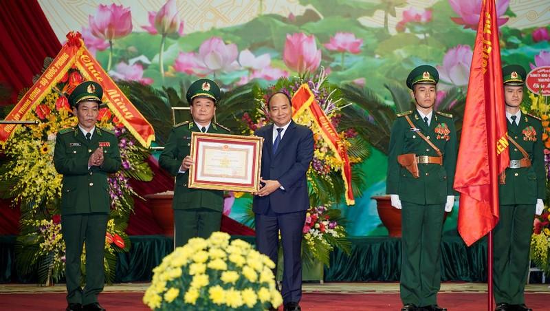60 năm Bộ đội Biên phòng anh hùng
