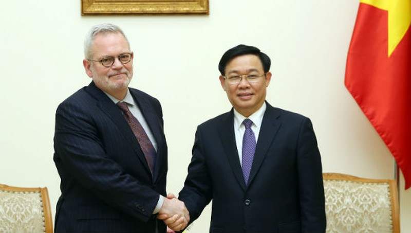 Thúc đẩy quan hệ thương mại Việt Nam - Hoa Kỳ