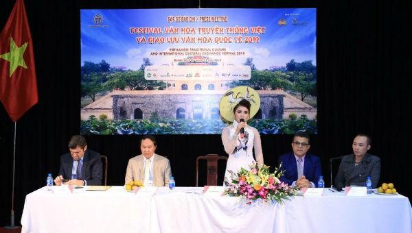 Festival Văn hóa truyền thống Việt và Giao lưu quốc tế 2019