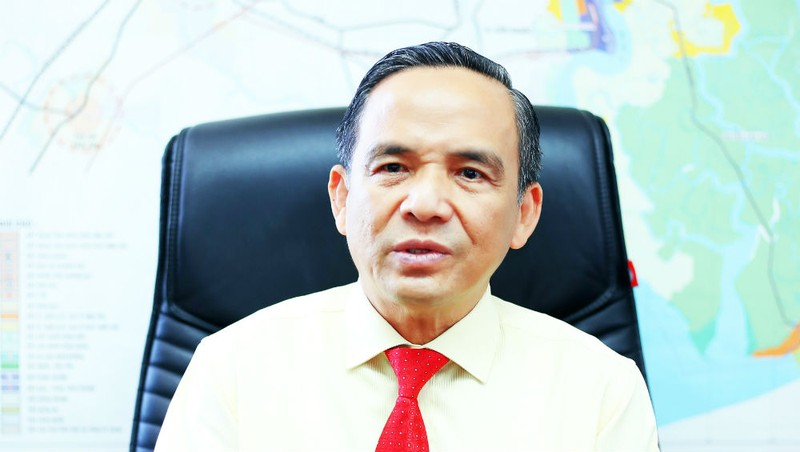 Ông Lê Hoàng Châu, Chủ tịch Hiệp hội Bất động sản TP HCM (HoREA).