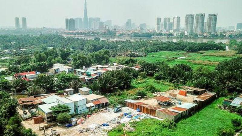 TP HCM điều chỉnh quy hoạch 'siêu dự án' Thanh Đa