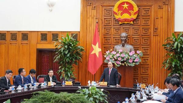 Thủ tướng họp về phát triển công nghiệp ô tô