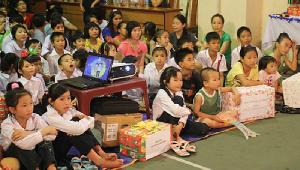 Trẻ em Việt bị tác hại thế nào từ biến đổi khí hậu?