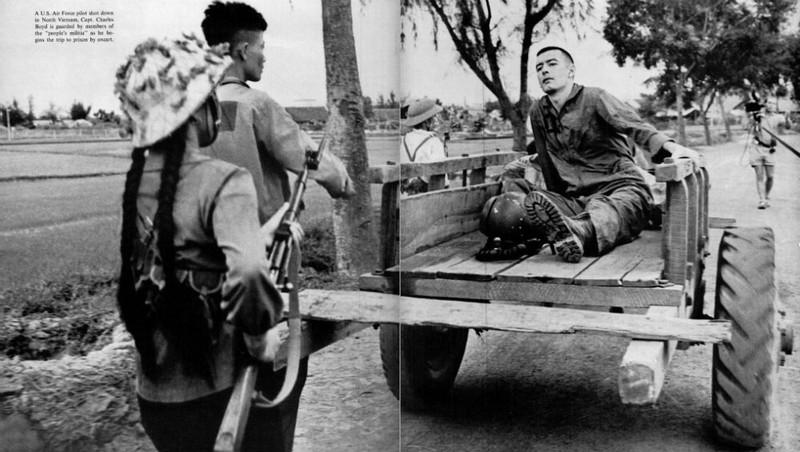 Giặc lái Mỹ bị bắt năm 1967