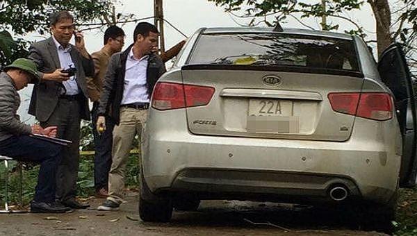 Bất ngờ danh tính nghi phạm nổ súng cướp taxi ở Tuyên Quang