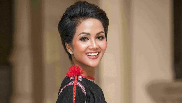 Hoa hậu H' Hen Niê