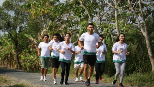 Giải chạy Mekong Delta Marathon 2019 tại Hậu Giang đang thu hút được sự quan tâm của nhiều người.