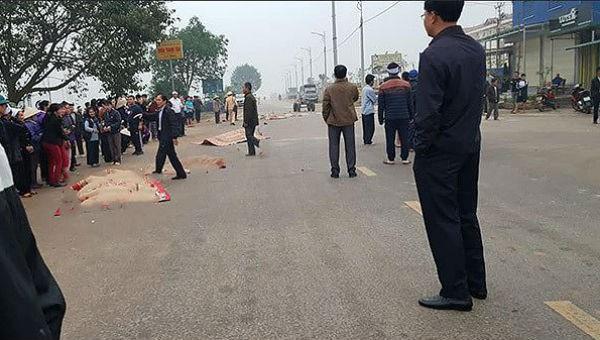 Phó Thủ tướng chỉ đạo khẩn trương điều tra vụ xe khách đâm đoàn đưa tang khiến 7 người tử vong