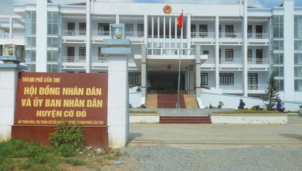 Huyện Cờ Đỏ, Cần Thơ: Thí điểm hợp nhất Văn phòng Huyện ủy, HĐND và UBND