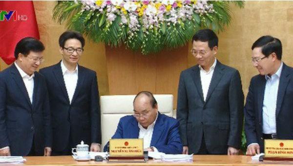 Thủ tướng Nguyễn Xuân Phúc ký quyết định phê duyệt Quy hoạch báo chí toàn quốc đến năm 2025