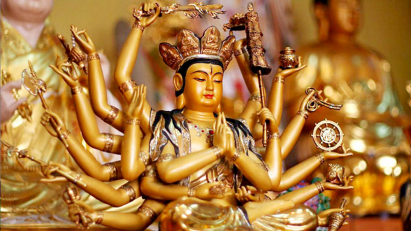 Bí ẩn Ấn quyết trong  Phật Giáo (Kỳ 2): Giáo hóa ấn, Hiệp chưởng ấn và ấn Chuẩn đề