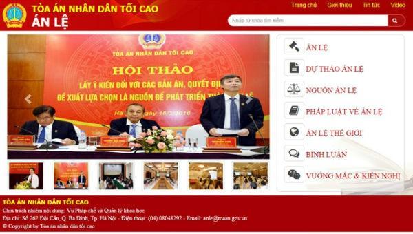 Cần tham khảo bài học kinh nghiệm để phát triển tòa án điện tử ở Việt Nam