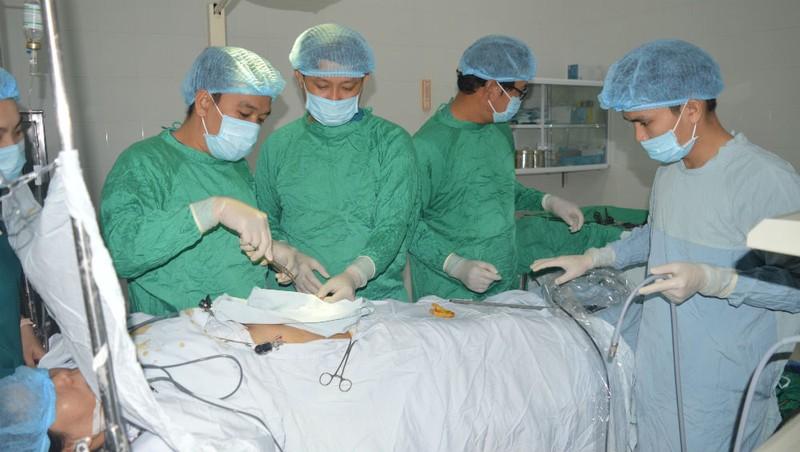 Bệnh viện huyện Phú Vang: Thương hiệu một bệnh viện tuyến huyện