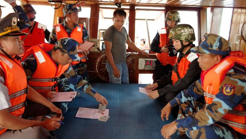 Việt Nam - Trung Quốc: 15 năm thực hiện Hiệp định Hợp tác nghề cá Vịnh Bắc Bộ