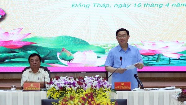 Củng cố vai trò chiến lược sản xuất nông nghiệp của Đồng bằng sông Cửu Long