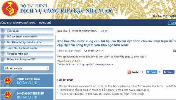 Kho bạc Nhà nước Cần Thơ: Phấn đấu không còn giao dịch chứng từ thủ công