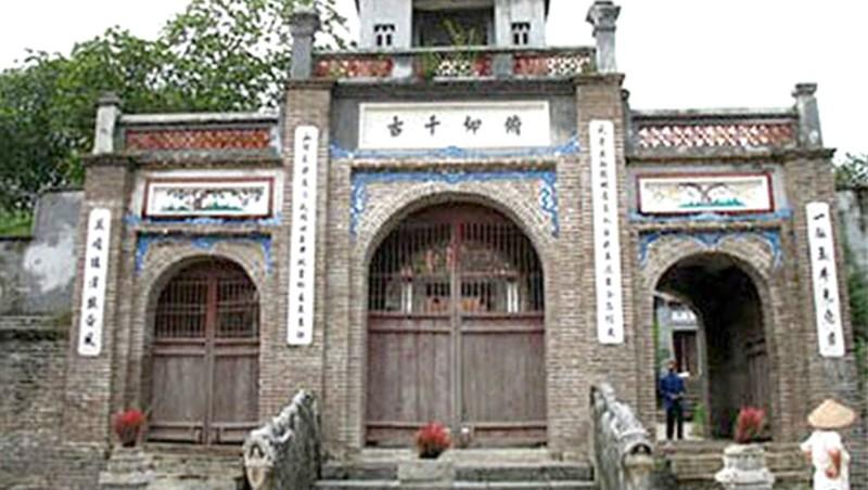 Nhiều di tích chưa phát huy giá trị du lịch như Thành Cổ Loa ở Hà Nội