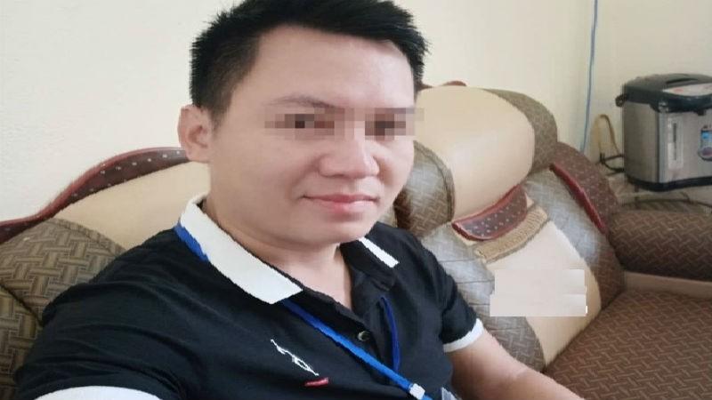 Đối tượng Nguyễn Việt Anh