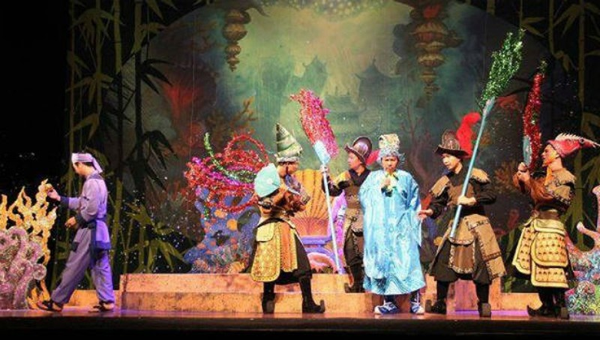Sân khấu muốn phát triển phải gắn với thời cuộc