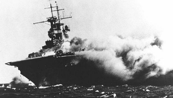 Vén màn bí mật 75 năm quanh tàu sân bay USS Wasp