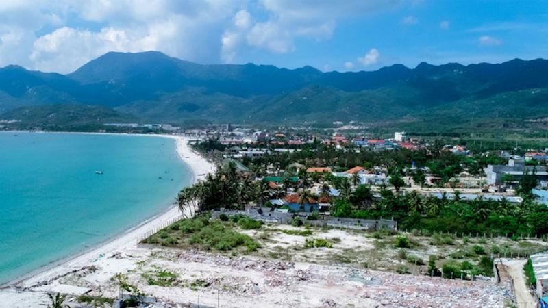 Khánh Hòa gỡ lệnh cấm giao dịch đất ở Bắc Vân Phong