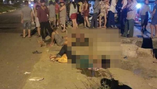Tông vào chó chạy qua đường, 1 người chết, 2 người trọng thương